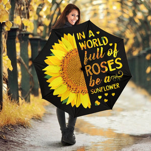BE A SUNFLOWER Umbrellas - - Ineffable Shop