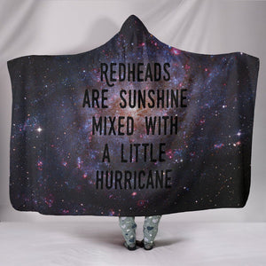 Redheads Are Sunshine Mixed With A Little Hurricane - - Ineffable Shop