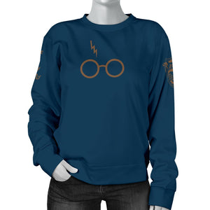Ravenclaw Women's Sweater - - Ineffable Shop