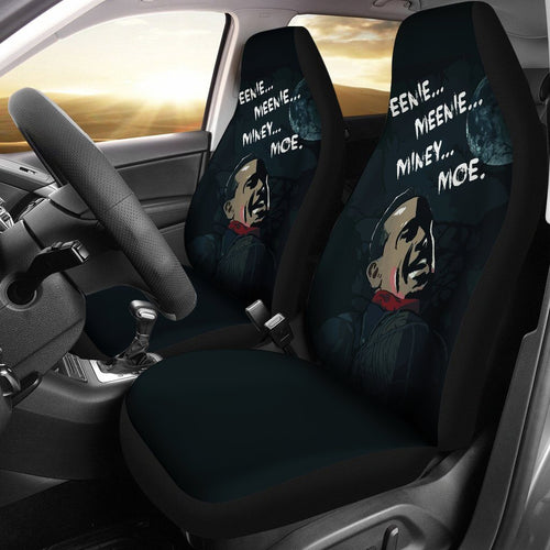 The Walking Dead Negan Lucille Car Seat Covers