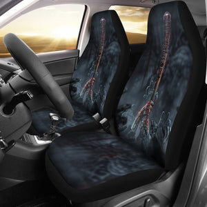 The Walking Dead Lucille Car Seat Covers - Ineffable Shop