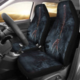 The Walking Dead Lucille Car Seat Covers - - Ineffable Shop