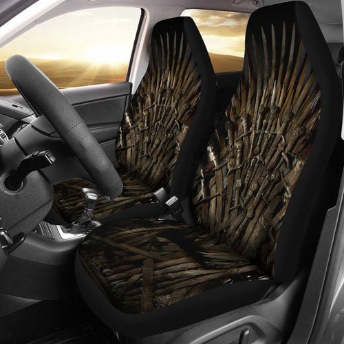 Game Of Thrones Car Seat Cover - (SET OF 2) - - Ineffable Shop