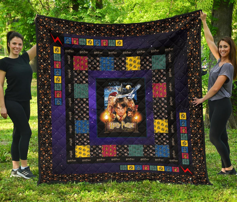 Harry Potter Premium Quilt HPQ003 - Ineffable Shop