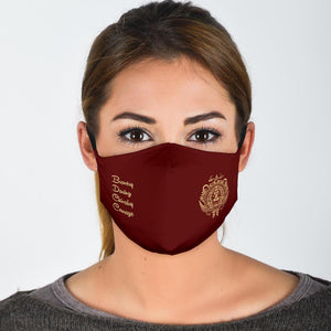 Ineffableshop™ Harry Potter Gryffindor Face Mask - Ineffable Shop