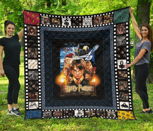 Harry Potter Premium Quilt HPQ001 - - Ineffable Shop
