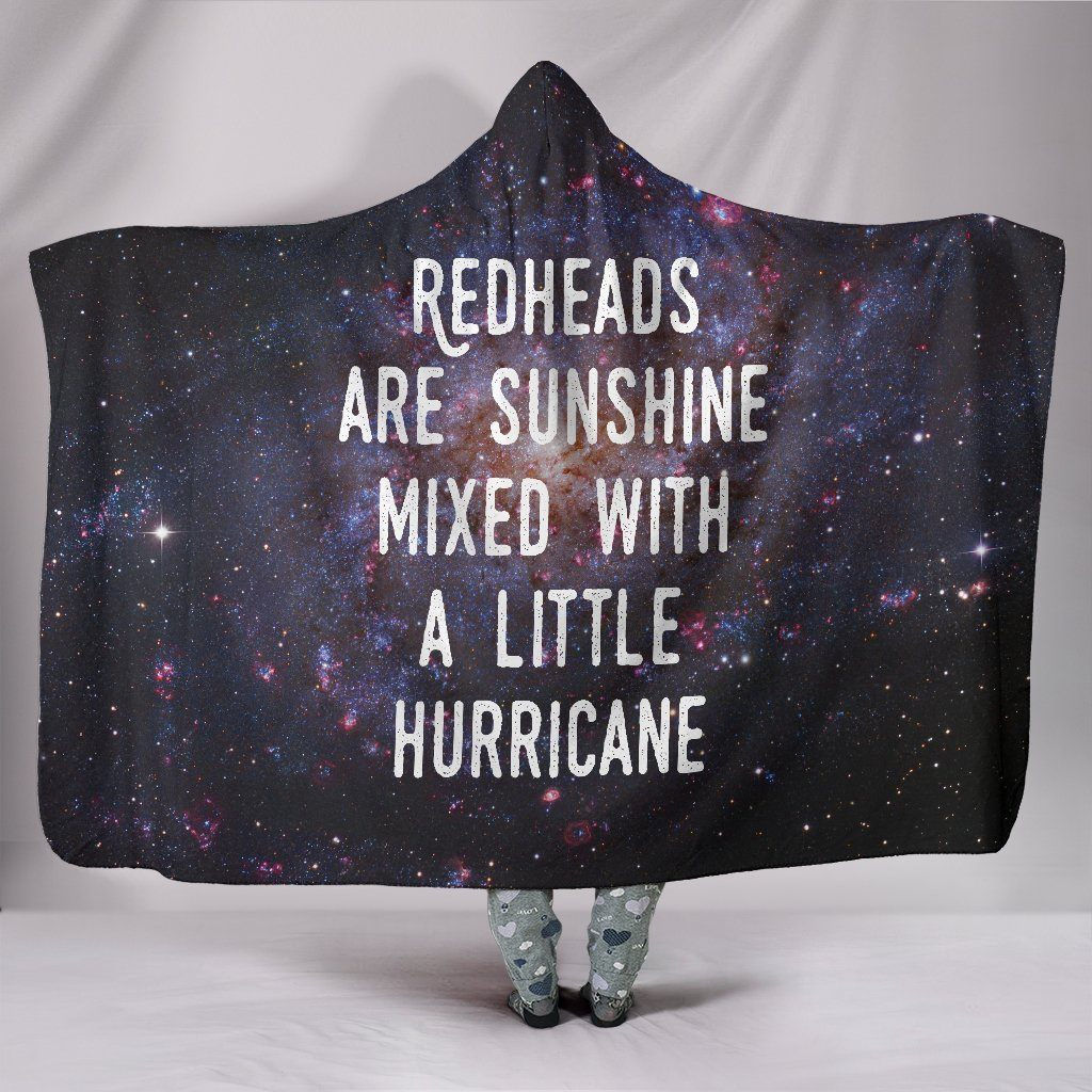 Redheads Are Sunshine Mixed With A Little Hurricane