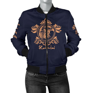 Ravenclaw Women's Bomber Jacket - Ineffable Shop