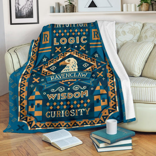 Harry Potter Ravenclaw Premium Blanket