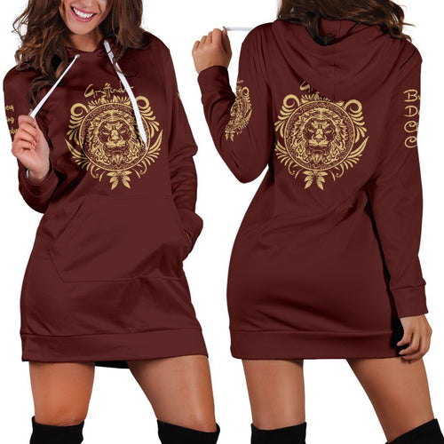 Gryffindor Women's Hoodie Dress