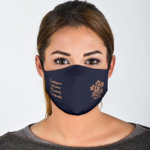 Ineffableshop™ Harry Potter Ravenclaw Face Mask - Ineffable Shop