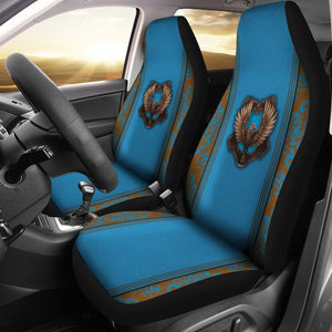Ravenclaw Car Seat Cover HP0069 - (SET OF 2) - - Ineffable Shop