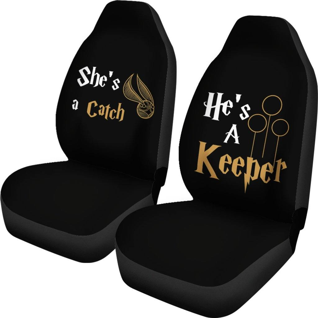Harry Potter Car Seat Cover HP0012 - (SET OF 2)