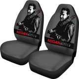 The Walking Dead Negan Hitter Car Seat Covers