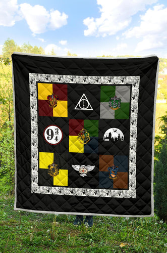 Harry Potter Premium Quilt - HPQ002 - - Ineffable Shop