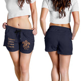 Harry potter Ravenclaw Women's Shorts HPWS001 - Ineffable Shop