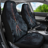 The Walking Dead Lucille Car Seat Covers