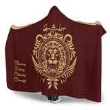 Harry Potter Gryffindor Hooded Blanket - - Ineffable Shop