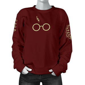 Gryffindor Women's Sweater - - Ineffable Shop