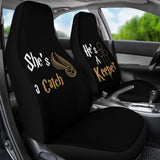 Harry Potter Car Seat Cover HP0012 - (SET OF 2) - Ineffable Shop