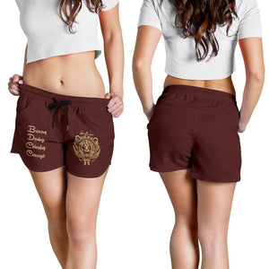 Harry Potter Gryffindor Women's Shorts HPWS001 - - Ineffable Shop
