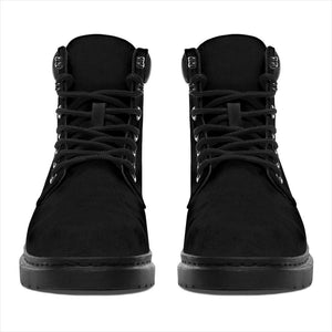 GOT Stark Men's Flat Ankle Boots - - Ineffable Shop