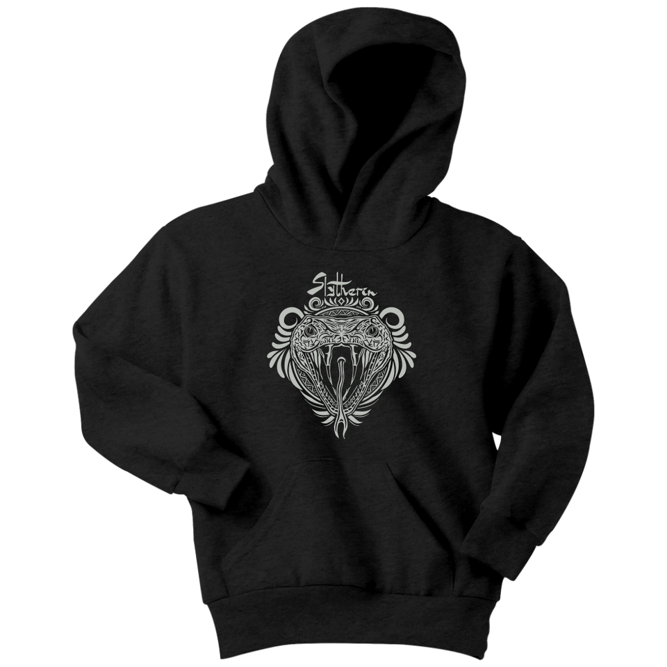 Harry Potter Vintage Slytherin Youth Hoodie - Ineffable Shop