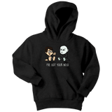 I've Got Your Nose Youth Hoodie - Youth Hoodie / Black / XS - Ineffable Shop