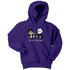 I've Got Your Nose Youth Hoodie - Youth Hoodie / Purple / XS - Ineffable Shop