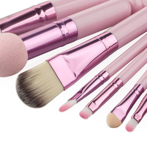 Cute Cat Head Makeup Brushes - - Ineffable Shop