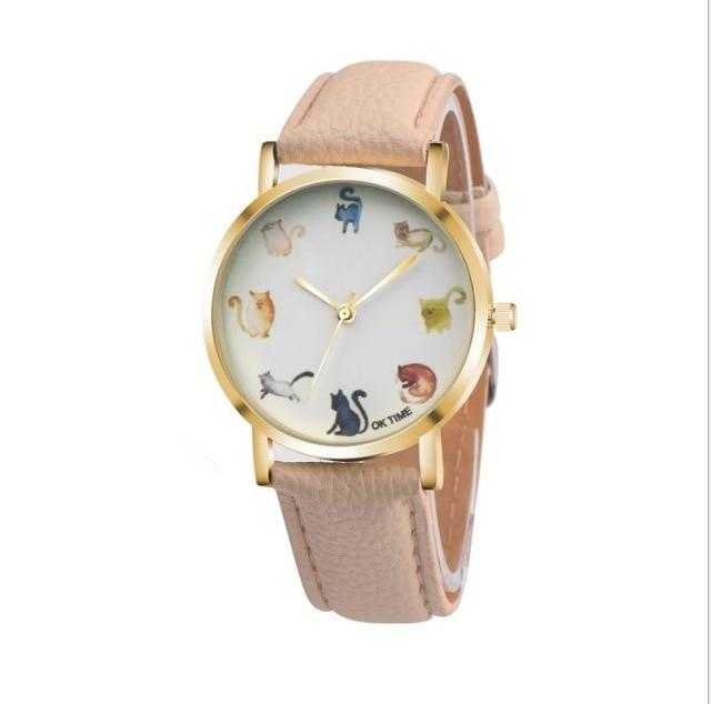 Cute Cat Quartz Watches - Ineffable Shop