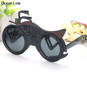 Super Cool Motorcycle Costume Glasses - - Ineffable Shop