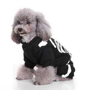Halloween Skeleton Costumes for Dogs & Cats - - Ineffable Shop