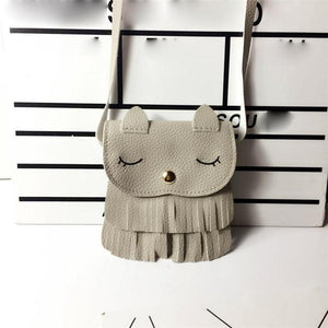 Cute Cat Purse - Gray / United States - Ineffable Shop