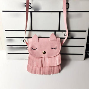 Cute Cat Purse - Pink / United States - Ineffable Shop