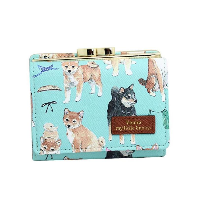 Cute Dog Women Purse