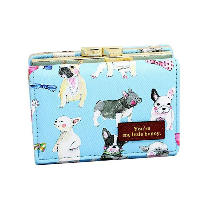 Cute Dog Women Purse - Style 1 - Ineffable Shop