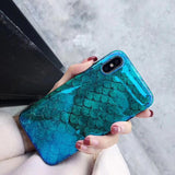 Luxury Mermaid Phone Case For iPhone (6 - 6s - 7 - 7 Plus - 8 - 8 Plus - X) - - Ineffable Shop