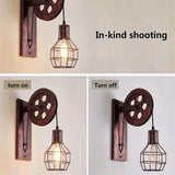 Creative Vintage Wall Lamp