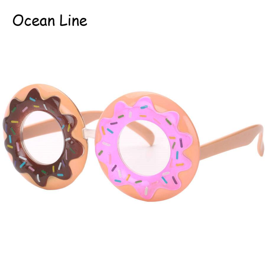 Funny Costume Donuts Glasses - - Ineffable Shop