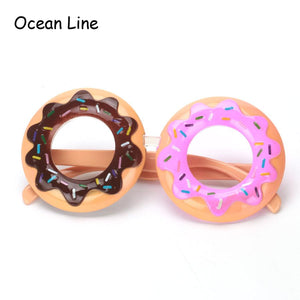 Funny Costume Donuts Glasses