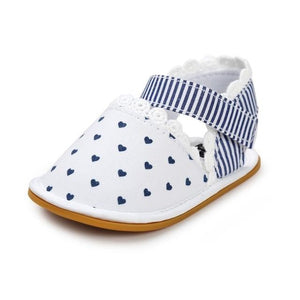 2018 Newborn Baby Shoes Fashion Newborn Girl Baby Retro Printed First Walker Toddlers Kids Soft Bottom Cotton Shoes - as picture 4 / 3 - Ineffable Shop