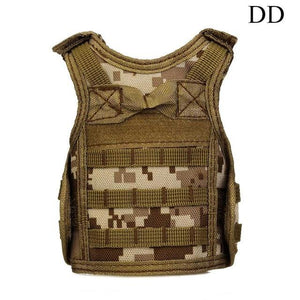Tactical Premium Beer Military Molle | Mini Miniature Hunting Vests Beverage Cooler - DD - Ineffable Shop