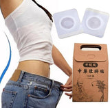 Traditional Chinese Medicine - Lose Weight Stickers ( 10 Pieces) - - Ineffable Shop
