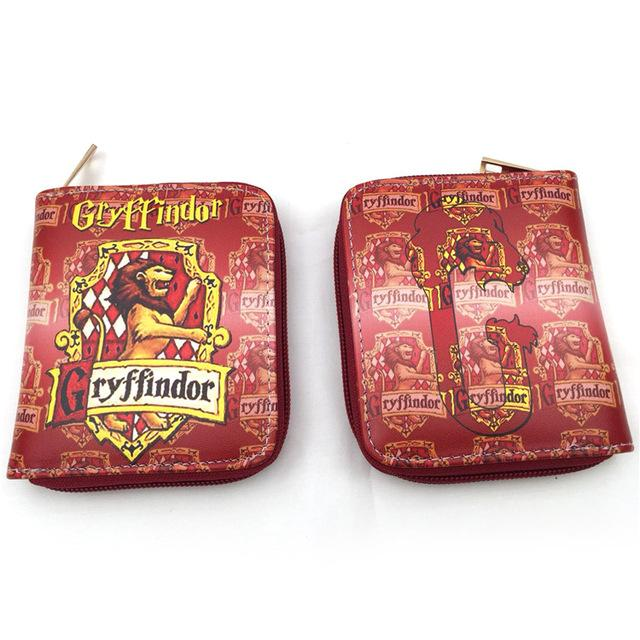Harry Potter Gryffindor Short Wallets - Default Title - Ineffable Shop