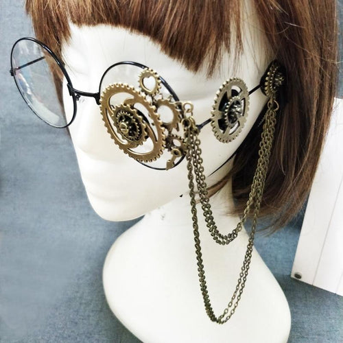 Steampunk Glasses - - Ineffable Shop