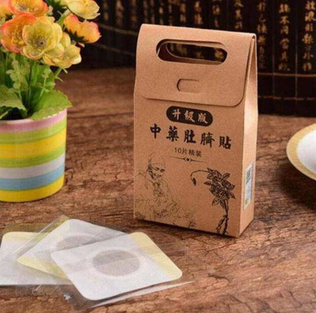 Traditional Chinese Medicine - Lose Weight Stickers ( 10 Pieces) - Ineffable Shop