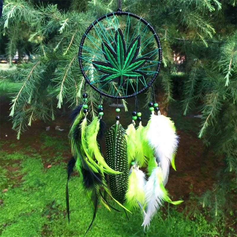 Artistic 12*35cm Wind Chimes Indian Style Native American Dream Catcher - Ineffable Shop