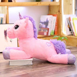 Plush Stuffed Unicorn - 23.6inch (60cm) / Pink - Ineffable Shop