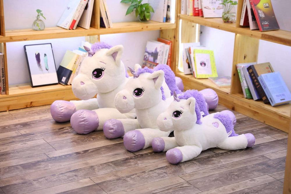 Plush Stuffed Unicorn - Ineffable Shop